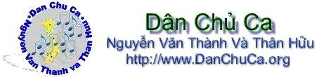 Dan Chu Ca Nguyen Van Thanh Va Than Huu